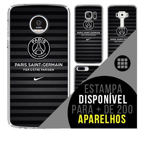 Capa de celular - Paris Saint-Germain 7 [disponível para + de 200 aparelhos]