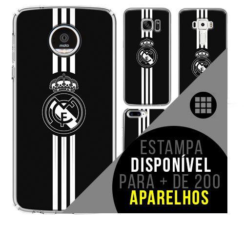 Capa de celular - Real Madrid 6 [disponível para + de 200 aparelhos]