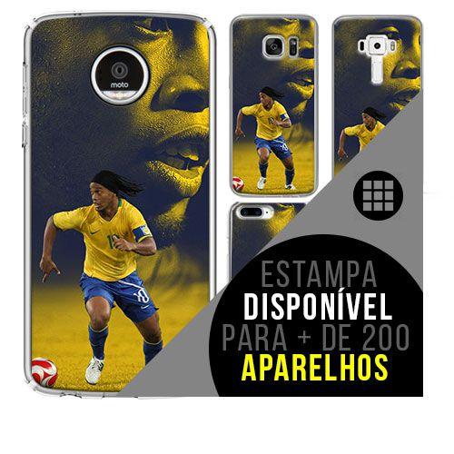 Capa de celular - Ronaldinho Gáucho 2 [disponível para + de 200 aparelhos]