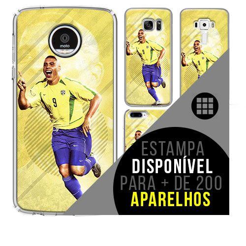 Capa de celular - Ronaldo 3 [disponível para + de 200 aparelhos]