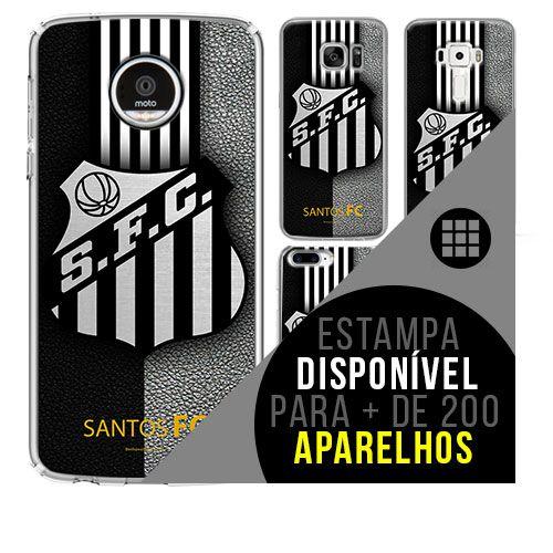 Capa de celular - Santos 5 [disponível para + de 200 aparelhos]