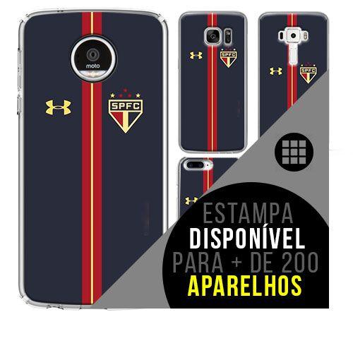 Capa de celular - São Paulo 3 [disponível para + de 200 aparelhos]
