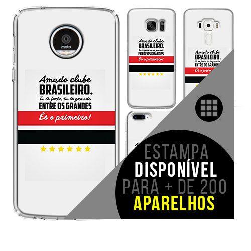 Capa de celular - São Paulo 12 [disponível para + de 200 aparelhos]
