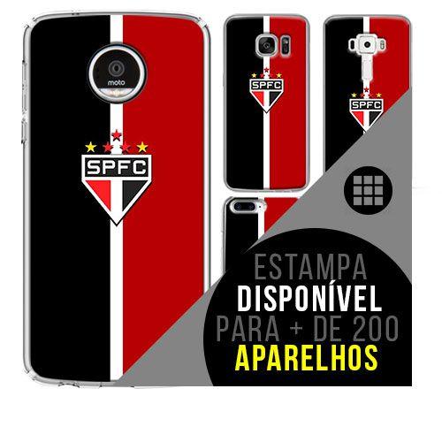 Capa de celular - São Paulo 15 [disponível para + de 200 aparelhos]