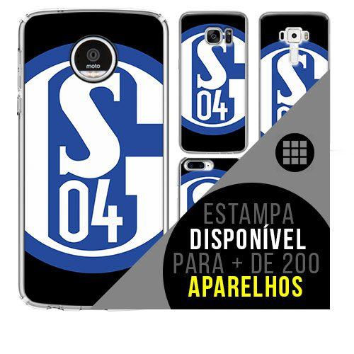 Capa de celular - Schalke 04 - 2 [disponível para + de 200 aparelhos]