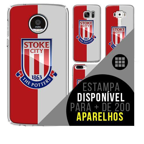 Capa de celular - Stoke City 4 [disponível para + de 200 aparelhos]