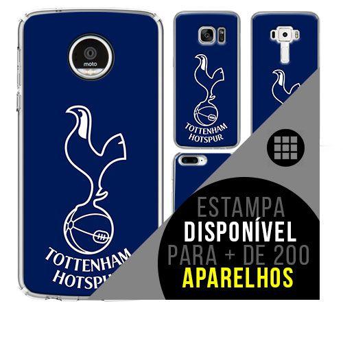 Capa de celular - Tottenham Hotspur 4 [disponível para + de 200 aparelhos]