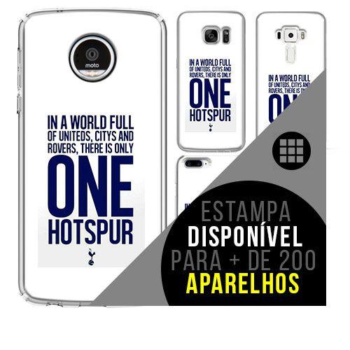 Capa de celular - Tottenham Hotspur 5 [disponível para + de 200 aparelhos]