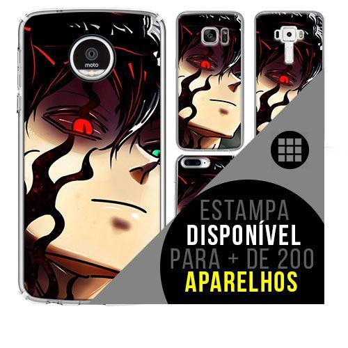 Capa de celular - Black Clover 3 [disponível para + de 200 aparelhos]