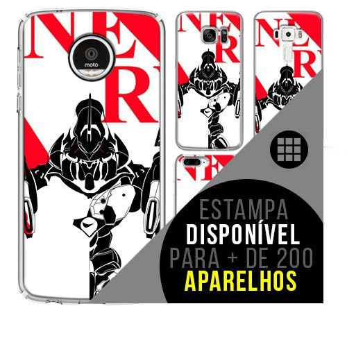 Capa de celular - Neon Genesis Evangelion [disponível para + de 200 aparelhos]