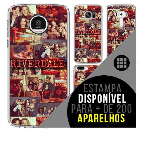 Capa de celular - Riverdale [disponível para + de 200 aparelhos]