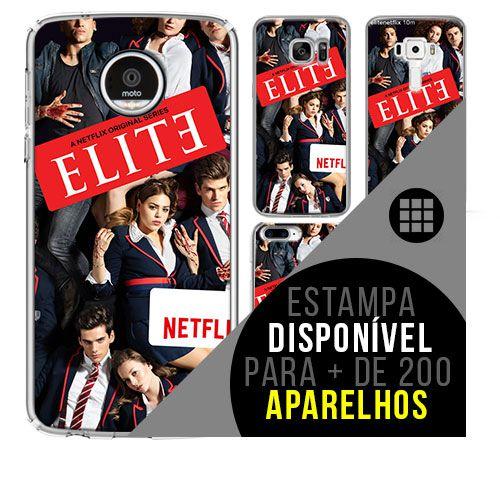 Capa de celular - Elite [disponível para + de 200 aparelhos]