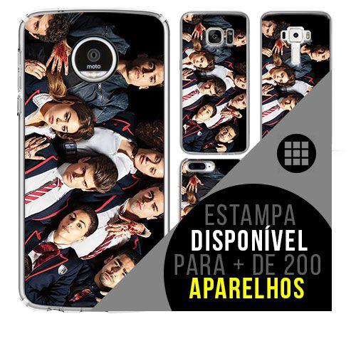 Capa de celular - Elite 2 [disponível para + de 200 aparelhos]