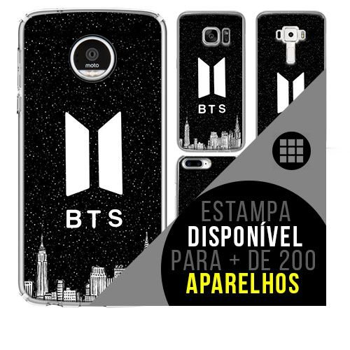 Capa de celular - BTS (Bangtan Boys) 4  [disponível para + de 200 aparelhos]