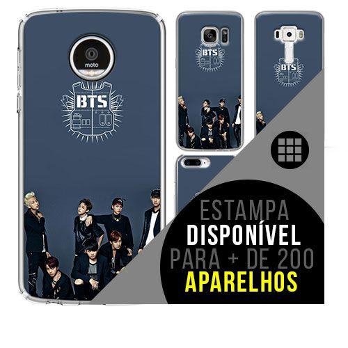 Capa de celular - BTS (Bangtan Boys) 9 [disponível para + de 200 aparelhos]