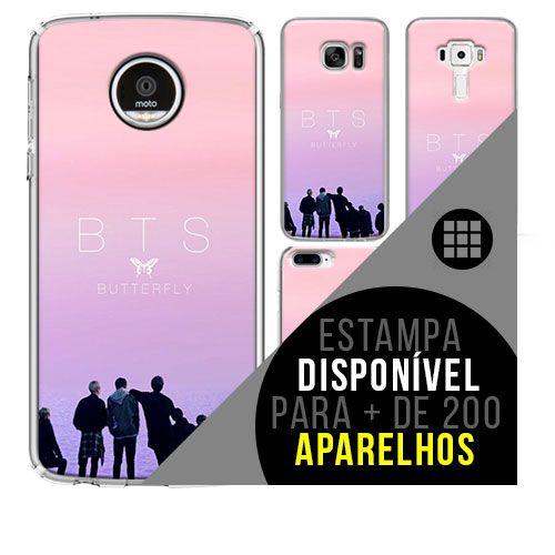 Capa de celular - BTS (Bangtan Boys) 12 [disponível para + de 200 aparelhos]