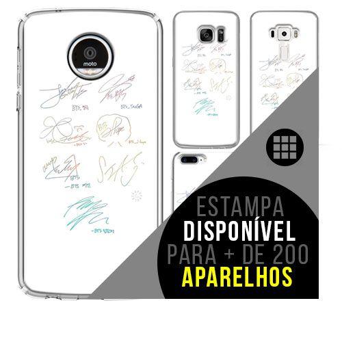 Capa de celular - BTS (Bangtan Boys) 19 [disponível para + de 200 aparelhos]