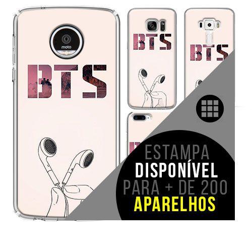 Capa de celular - BTS (Bangtan Boys) 25 [disponível para + de 200 aparelhos]