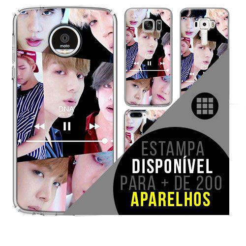 Capa de celular - BTS (Bangtan Boys) 31 [disponível para + de 200 aparelhos]