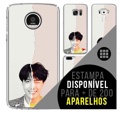 Capa de celular - BTS - J-Hope 2 [disponível para + de 200 aparelhos]