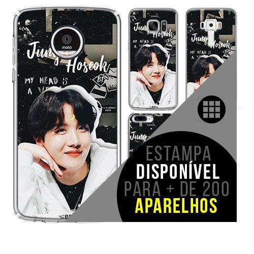 Capa de celular - BTS - J-Hope 4 [disponível para + de 200 aparelhos]