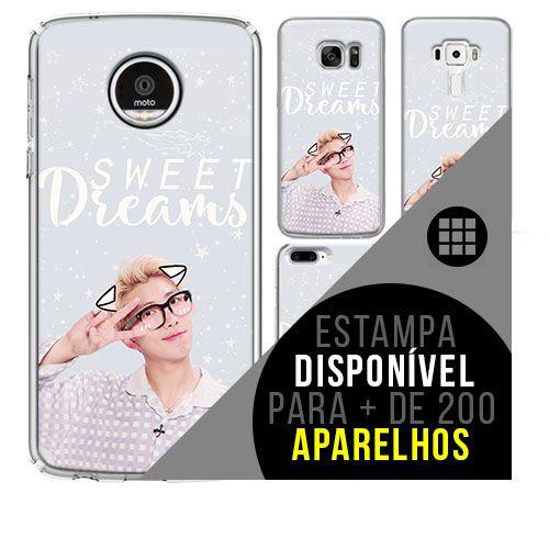 Capa de celular - BTS - RM 2 [disponível para + de 200 aparelhos]