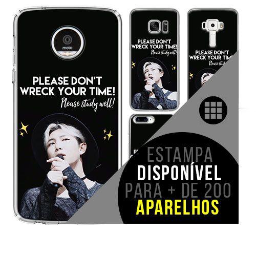 Capa de celular - BTS - RM [disponível para + de 200 aparelhos]