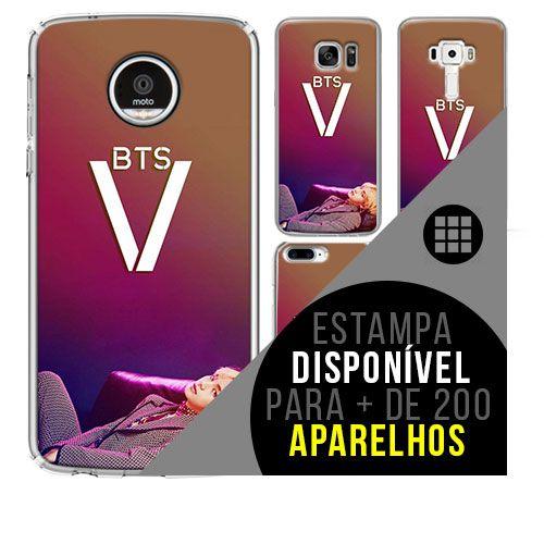 Capa de celular - BTS - V 2 [disponível para + de 200 aparelhos]
