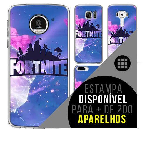 Capa de celular - FORTNITE 8 [disponível para + de 200 aparelhos]
