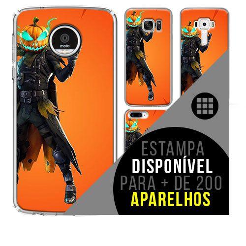 Capa de celular - FORTNITE HOLLOWHEAD[disponível para + de 200 aparelhos]