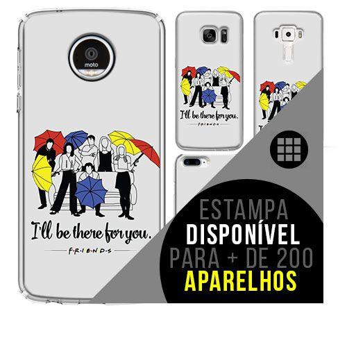 Capa de celular -  FRIENDS 3 [disponível para + de 200 aparelhos]