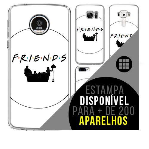 Capa de celular -  FRIENDS 16 [disponível para + de 200 aparelhos]