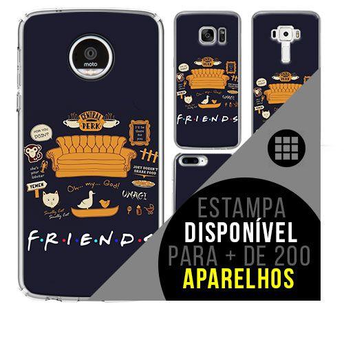 Capa de celular -  FRIENDS 14 [disponível para + de 200 aparelhos]