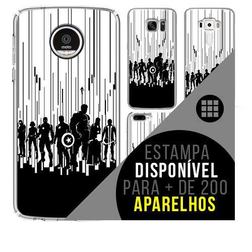 Capa de celular - VINGAD. 5  [disponível para + de 200 aparelhos]