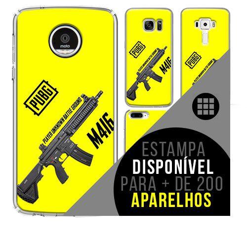 Capa de celular - PUBG [disponível para + de 200 aparelhos]