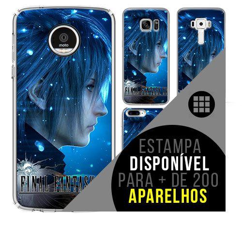Capa de celular - Final Fantasy 105  [disponível para + de 200 aparelhos]