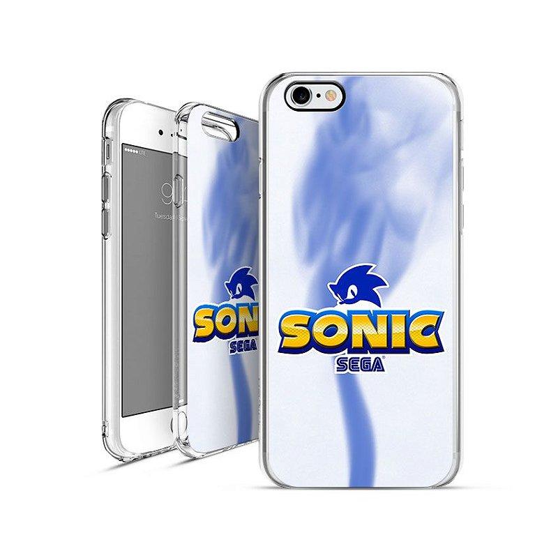 SONIC - coleção games 0 4 |apple - motorola - samsung - sony - nokia - lg |capa de celular