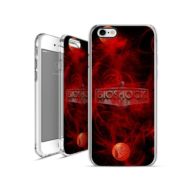 BIOSHOCK - coleção games 2 apple - motorola - samsung - sony - asus - lg  capa de celular