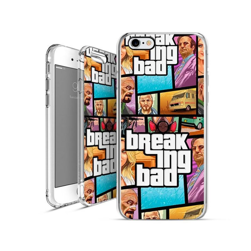 BREAKING BAD - séries - | apple - motorola - samsung - sony - asus - lg | capa de celular
