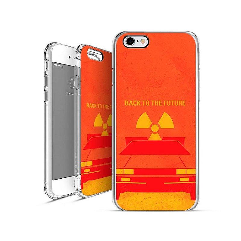 DE VOLTA PARA O FUTURO   apple - motorola -  samsung - sony - asus - lg   capa de celular