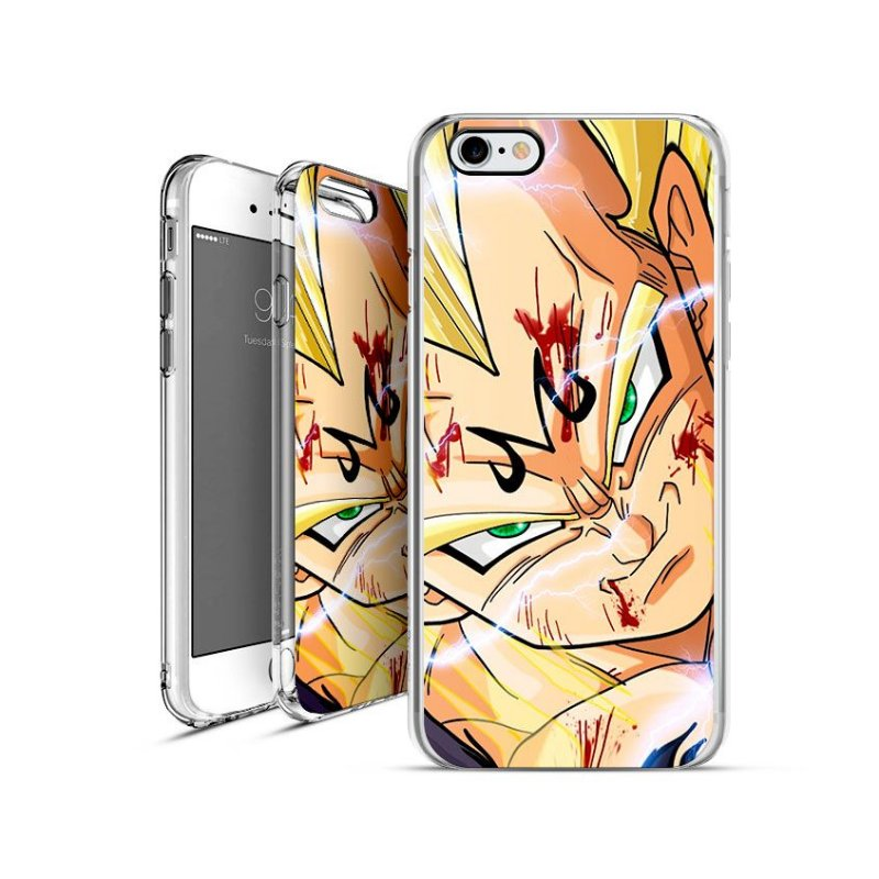 DRAGON BALL Z anime 08    apple - motorola - samsung - sony - asus - lg   capa de celular
