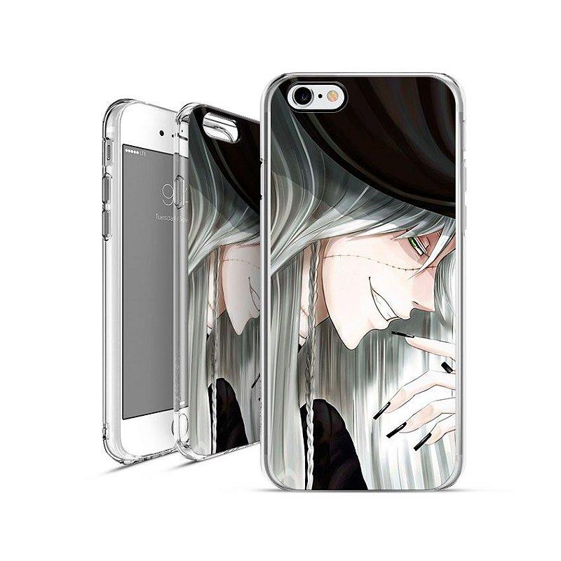 KUROSHITSUJI mangá  01  | apple - motorola - samsung - sony - asus - lg | capa de celular