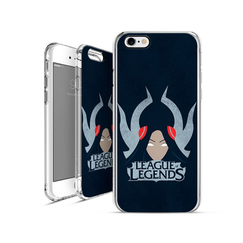 LEAGUE OF LEGENDS - Irelia |apple - motorola - samsung - sony - asus - lg|capa de celular