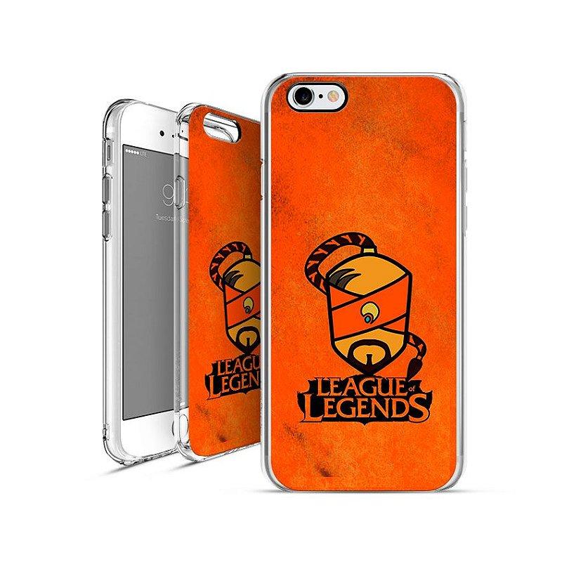 LEAGUE OF LEGENDS - Lee Sin |apple - motorola - samsung - sony - asus - lg|capa de celular