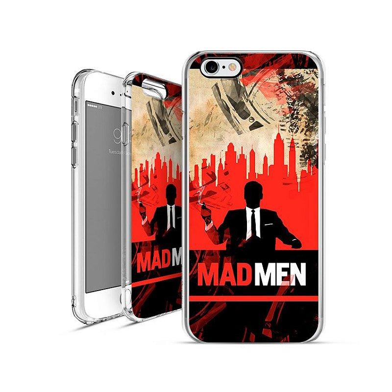 MAD MEN (coleção séries) | apple - motorola - samsung - sony - asus - lg |capa de celular