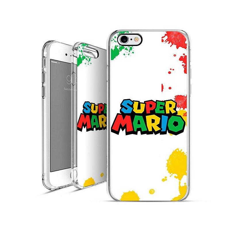 MARIO BROS - coleção games 6|apple -motorola - samsung - sony - asus - lg|capa de celular