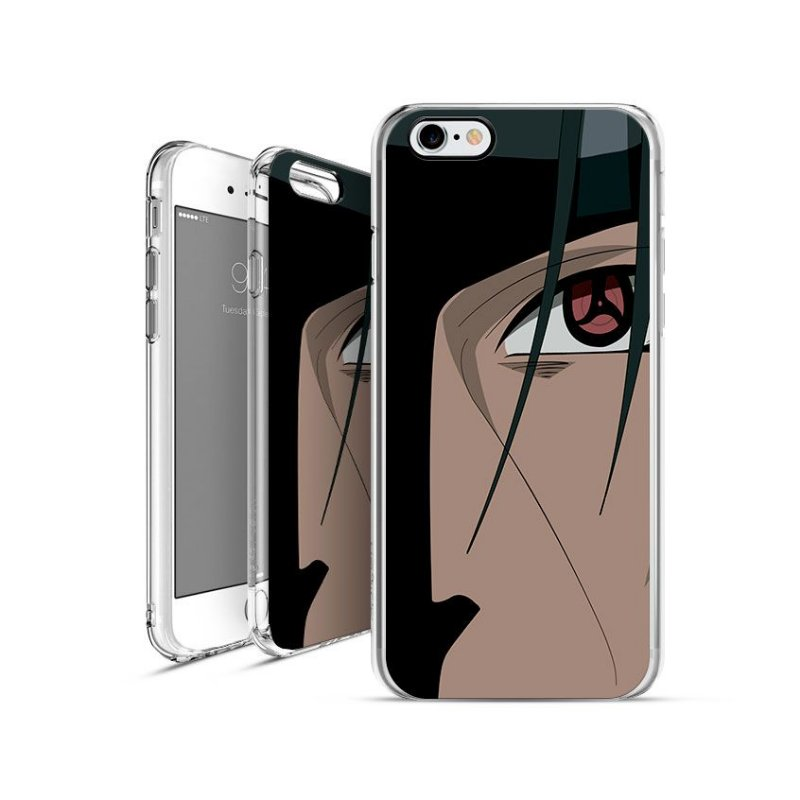 NARUTO - Itachi Uchiha |  apple - motorola - samsung - sony - asus - lg | capa de celular