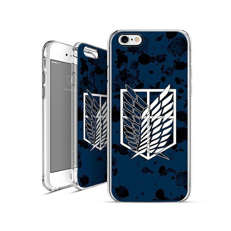 SHINGEKI NO KYOJIN  0 1   apple - motorola - samsung - sony - asus - lg   capa de celular