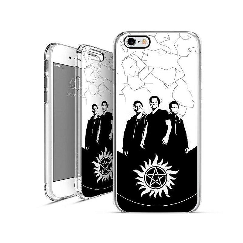 SUPERNATURAL (séries)  | apple - motorola - samsung - sony - asus - lg | capa de celular