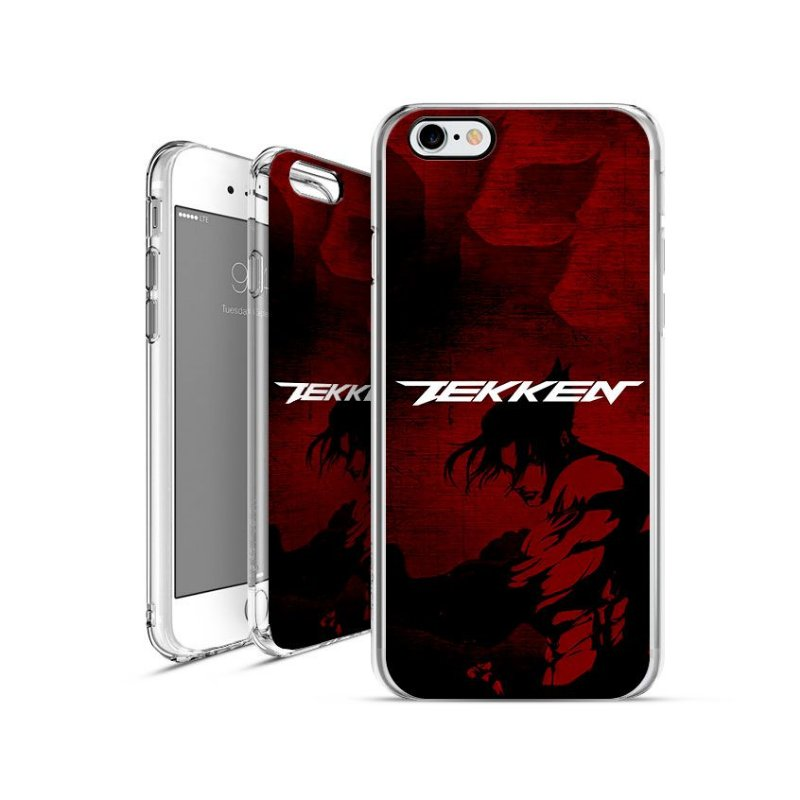TEKKEN - coleção games 0  |apple - motorola - samsung - sony - asus - lg |capa de celular